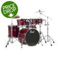 Pearl Export EXL 6-piece Drum Set with Hardware - Natural Cherry