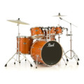 Pearl Export EXL 6-piece Drum Set with Hardware - Honey AmberExport EXL 6-piece Drum Set with Hardware - Honey Amber