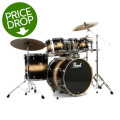Pearl Export EXL 6-piece Drum Set with Hardware - Nightshade