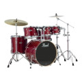 Pearl Export EXL 6-piece Shell Pack with Snare Drum - Natural CherryExport EXL 6-piece Shell Pack with Snare Drum - Natural Cherry