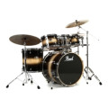 Pearl Export EXL 6-piece Shell Pack with Snare Drum - NightshadeExport EXL 6-piece Shell Pack with Snare Drum - Nightshade