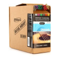 D'Addario EXP16 Coated Phosphor Bronze Light Acoustic Strings 25-pack