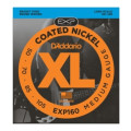 D'Addario EXP160 Coated Round Wound Long Scale Medium Bass Strings