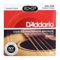 D'Addario EXP17 Coated Phosphor Bronze Medium Acoustic Strings