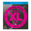 D'Addario EXP170 Coated Round Wound Long Scale Light Bass Strings