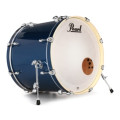 Pearl Export EXX Bass Drum - 22x18 - Electric Blue Sparkle