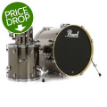 Pearl Export EXX 3-PIece Add-On Kit with Hardware - Smokey Chrome