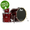 Pearl Export EXX 3-piece Add-on Kit with Hardware - Wine Red