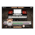 Toontrack EZkeys Classic Electrics Songwriting Software and Virtual Electric Piano