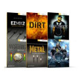 Toontrack EZmix 2 Metal BundleEZmix 2 Metal Bundle
