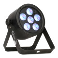 Chauvet DJ EZpar T6 USB RGB PAR, Battery-poweredEZpar T6 USB RGB PAR, Battery-powered