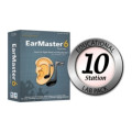 eMedia EarMaster 6 - 10 Station Lab EarMaster 6 - 10 Station Lab