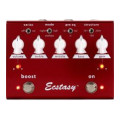 Bogner Ecstasy Red Overdrive PedalEcstasy Red Overdrive Pedal
