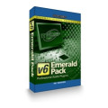 McDSP Emerald Pack HD v6 Plug-in BundleEmerald Pack HD v6 Plug-in Bundle