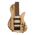 Fodera Emperor II 5 Select - Limited Run, Spalted MapleEmperor II 5 Select - Limited Run, Spalted Maple