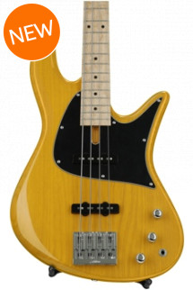 Fodera Emperor J Classic - Butterscotch Blonde, Ash Body, Maple Fingerboard