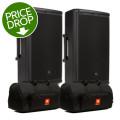 JBL EON612 Speaker Pair with BagsEON612 Speaker Pair with Bags