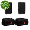 JBL EON615 Speaker Pair with BagsEON615 Speaker Pair with Bags