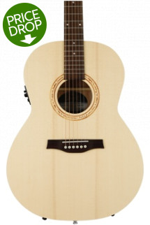 Seagull Guitars Excursion Folk with Fishman Isys+ - Natural