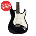 Fretlight FG-621 Wireless Electric Guitar Learning System - BlackFG-621 Wireless Electric Guitar Learning System - Black