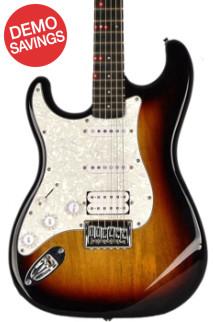 Fretlight FG-621 Wireless Electric Guitar Learning System Left-handed - Sunburst