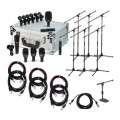 Audix FP7 Drum Package - with Stands and CablesFP7 Drum Package - with Stands and Cables