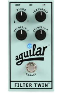 Aguilar Filter Twin Dual Bass Envelope Filter Pedal