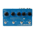TC Electronic Flashback X4 Delay and Looper PedalFlashback X4 Delay and Looper Pedal