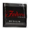 Fodera 45125 Nickel Roundwound 5-string Bass Strings - 0.045-0.125 Medium45125 Nickel Roundwound 5-string Bass Strings - 0.045-0.125 Medium