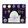 Analog Alien Fuzzbubble-45 Overdrive and Fuzz PedalFuzzbubble-45 Overdrive and Fuzz Pedal