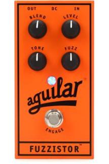 Aguilar Fuzzistor Bass Fuzz Pedal