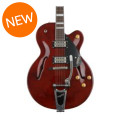 Gretsch G2420T Streamliner Hollowbody - Walnut Stain, BigsbyG2420T Streamliner Hollowbody - Walnut Stain, Bigsby