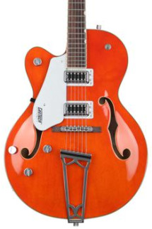 Gretsch G5420LH Electromatic Hollowbody Left-handed - Orange