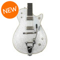 Gretsch G6129T-59 Vintage Select Edition '59 Duo Jet - Silver SparkleG6129T-59 Vintage Select Edition '59 Duo Jet - Silver Sparkle