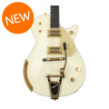 Gretsch G6134T-58 Vintage Select Edition '58 Duo Jet - Vintage WhiteG6134T-58 Vintage Select Edition '58 Duo Jet - Vintage White