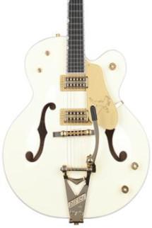 Gretsch G6136T-59GE Vintage Select 1959 Falcon - Vintage White, Bigsby