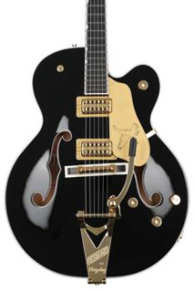 Gretsch G6136T Players Edition Black Falcon w/Bigsby