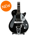 Gretsch Cliff Gallup G6218T-CLFG Signature Duo Jet - BlackCliff Gallup G6218T-CLFG Signature Duo Jet - Black