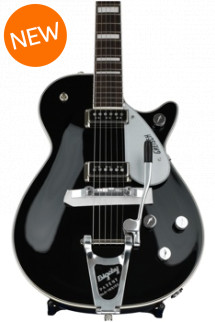 Gretsch Cliff Gallup G6218T-CLFG Signature Duo Jet - Black