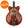 Gretsch G6609TFM Players Edition Broadkaster Center Block - Bourbon Stain, Bigsby TailpieceG6609TFM Players Edition Broadkaster Center Block - Bourbon Stain, Bigsby Tailpiece