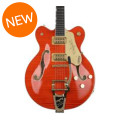Gretsch G6620TFM Players Edition Nashville Center Block - Orange Stain, Bigsby TailpieceG6620TFM Players Edition Nashville Center Block - Orange Stain, Bigsby Tailpiece