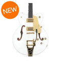 Gretsch G6636T Players Edition Falcon Center Block - White, Bigsby TailpieceG6636T Players Edition Falcon Center Block - White, Bigsby Tailpiece
