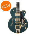 Gretsch G6655TG Players Edition Broadkaster Jr. Center Block - Cadillac Green, Bigsby TailpieceG6655TG Players Edition Broadkaster Jr. Center Block - Cadillac Green, Bigsby Tailpiece