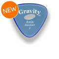 Gravity Picks Axis - Standard, 2mm, Elipse HoleAxis - Standard, 2mm, Elipse Hole