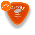 Gravity Picks Axis - Standard, 3mm, Elipse HoleAxis - Standard, 3mm, Elipse Hole