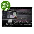 Multi Platinum Guitar, Bass, and Drum Programming Bundle Interactive CourseGuitar, Bass, and Drum Programming Bundle Interactive Course