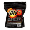 GHS GBL-5 Guitar Boomers Roundwound Light Electric Guitar Strings 6-PackGBL-5 Guitar Boomers Roundwound Light Electric Guitar Strings 6-Pack