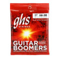 GHS GBUL Guitar Boomers Roundwound Ultra Light Electric Guitar Strings