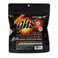 GHS GBXL-5 Guitar Boomers Roundwound Extra Light Electric Guitar Strings 6-Pack
