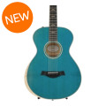 Taylor Grand Concert 12-fret Custom AA Quilt Maple - Koi BlueGrand Concert 12-fret Custom AA Quilt Maple - Koi Blue